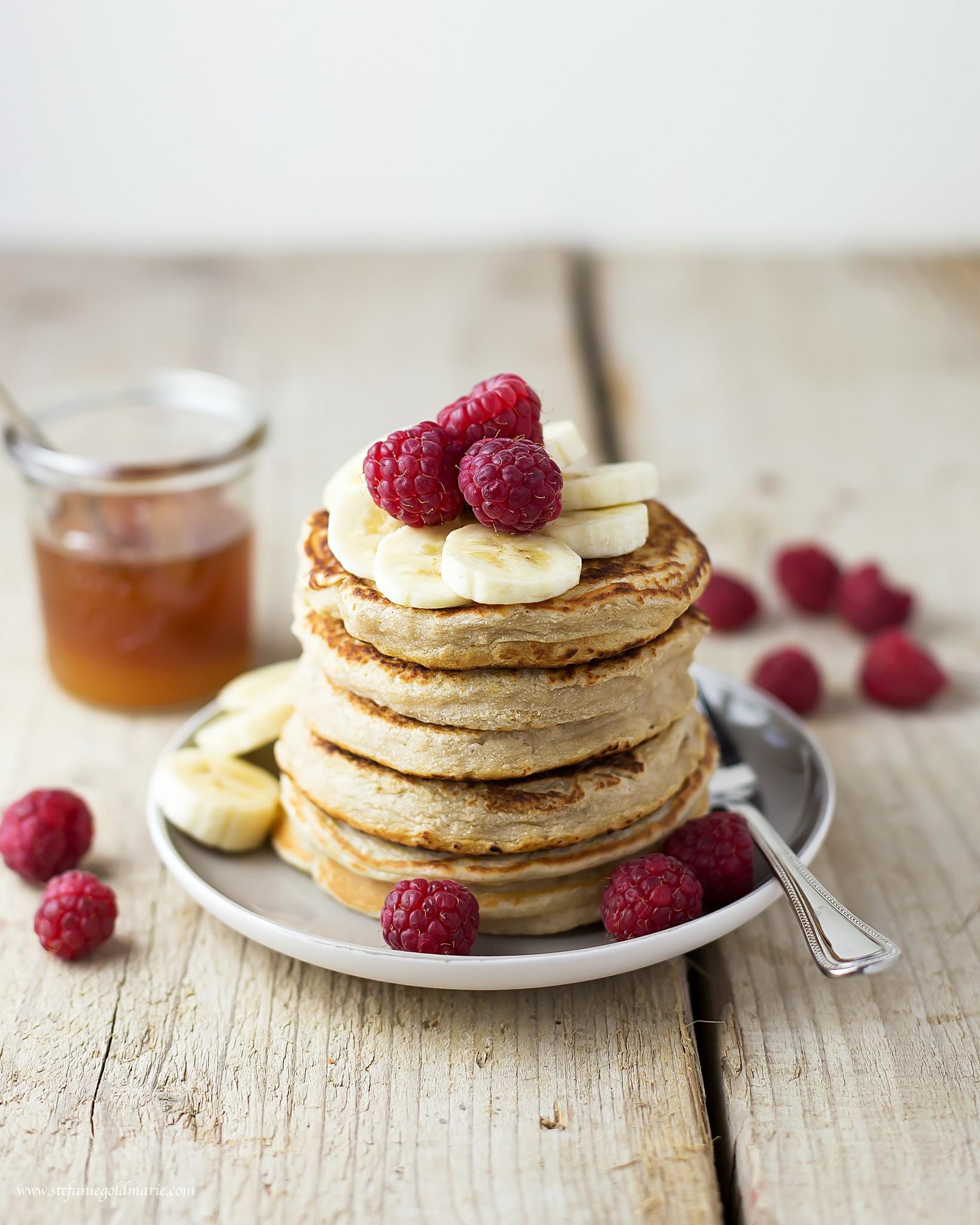 vegan banana coconut pancakes 24.4 (1 von 1)-2 Kopie