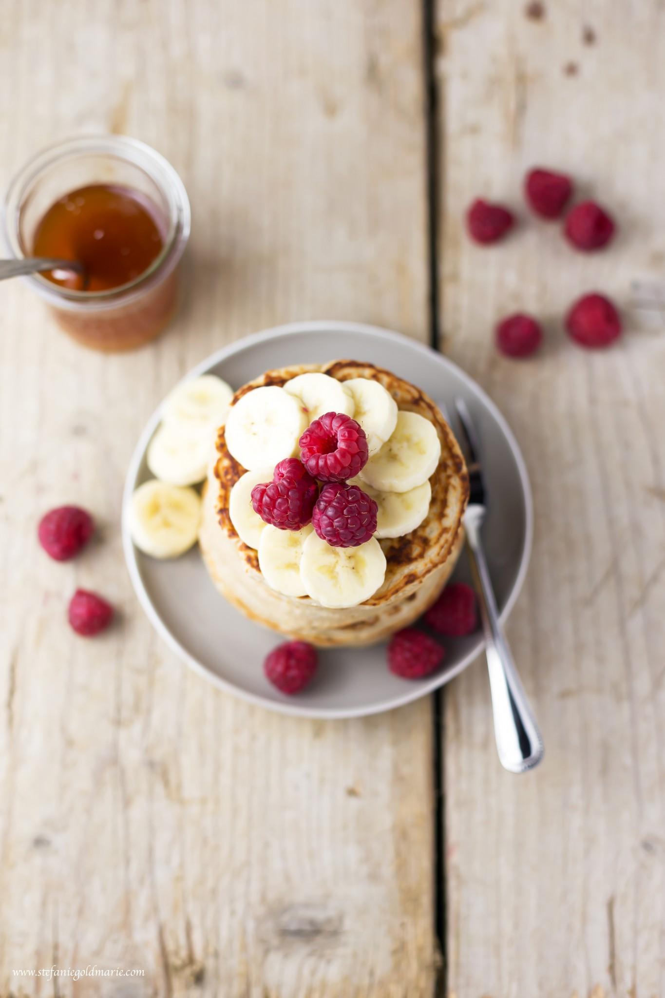 vegan banana coconut pancakes 24.4 (1 von 1)-3 Kopie